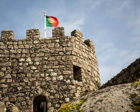 sintra: castle sintra portugal