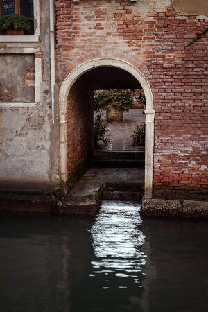 doorway: doorway venice Stock Photo