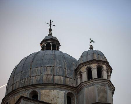 dome: church dome Venice