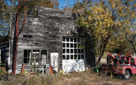 garage: abandon garage