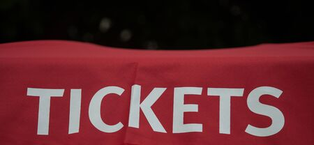 ticketing: sign for tickets
