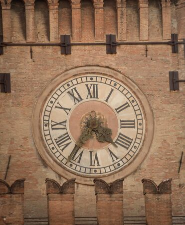 bologna: clock tower bologna