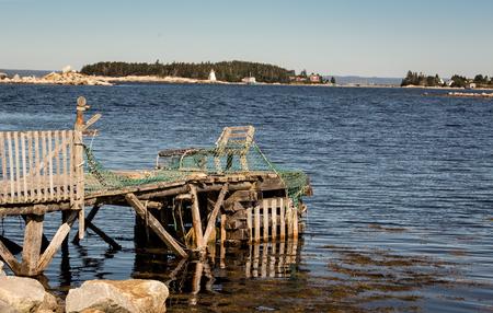 rickety: rickety wooden  pier