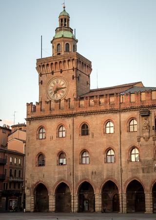 bologna: clocktower bologna