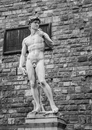 standbeeld van david