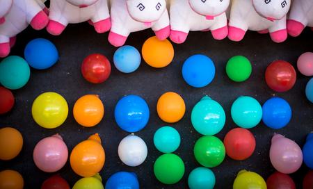 Balloons for Dart Toss