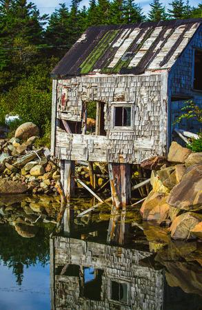 abandon: abandon shack