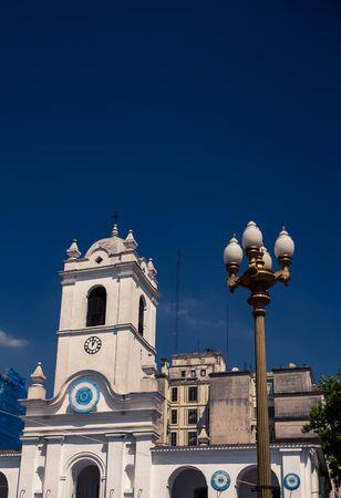 buenos aires: Cabildo de Buenos Aires Stock Photo