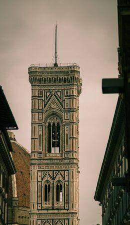 toren Florence Stockfoto