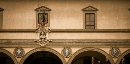 archway: archway in florence
