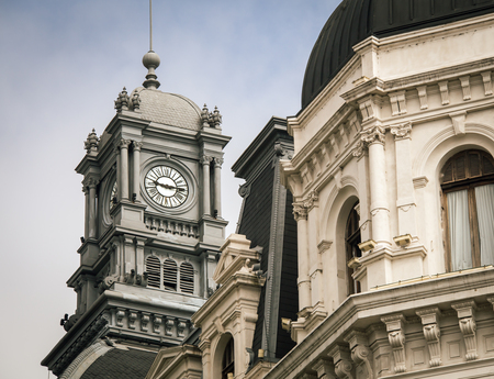 aires: clock tower buenos aires