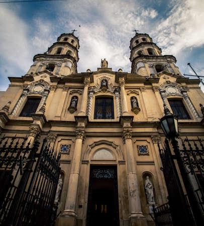san pedro: San Pedro Telmo church