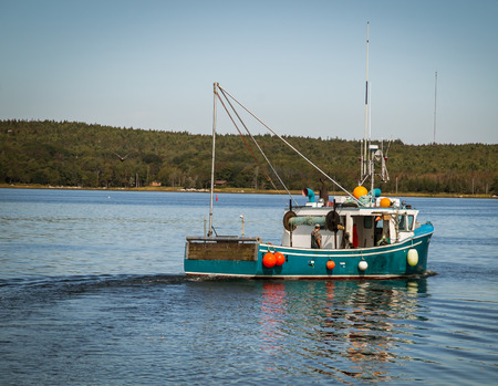scotia: fishing boat nova scotia