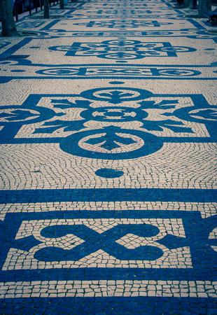 walk pattern lisbon