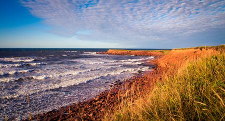 Red Coast of Prince Edward Island