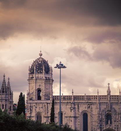 belem: cathedral Belem Portugal