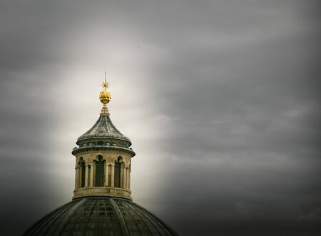 Church Dome Siena