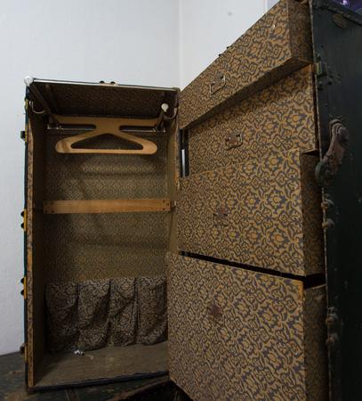interior streamer trunk
