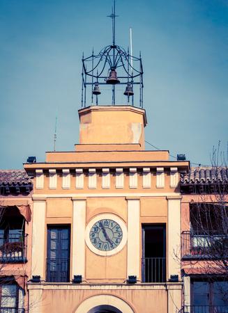 clock tower toledo