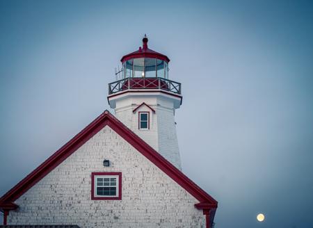 east point lighthouse prince Edward island