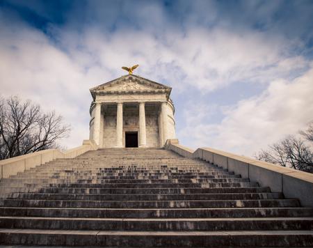 Vicksburg Mississippi memorial