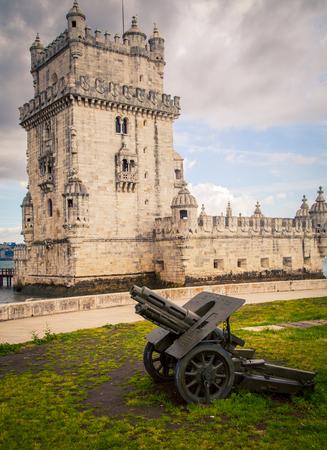belem: cannon belem portugal