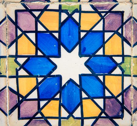 sintra: colorful ceramic tiles sintra