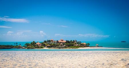 Isola turistica Turks e Caicos Archivio Fotografico - 85100518