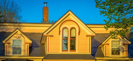 dormer on a house