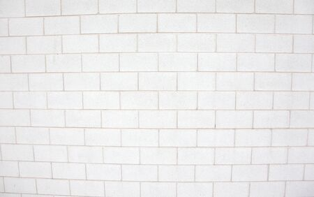 a white or grey brick and mortar texture