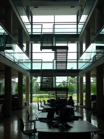 partitions: Office Interior