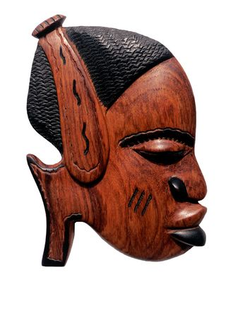 god figure: African Wood Carving, North Africa