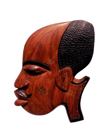 African Wood Carving, North Africa photo