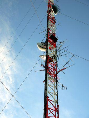 Cellular Phone Mast photo