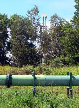 Crude Oil Production Stock Photo - 467643
