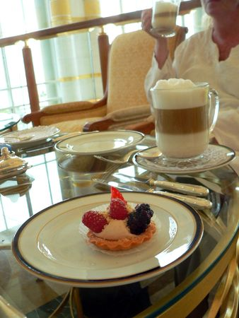 Brunei. Coffee and Cakes photo