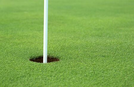 golf hole Stock Photo - 834577