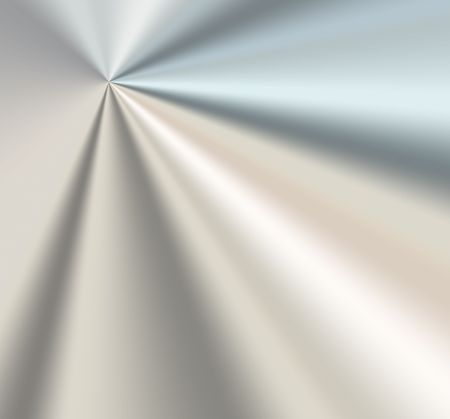 convergence: convergence - a rendered background image of soft metallic hues coming to a point