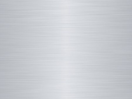 a very large sheet of rendered brushed steel or metal Stock Photo - 1124816