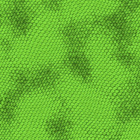 bumpy: a very large illustration of scaley and bumpy green snake skin