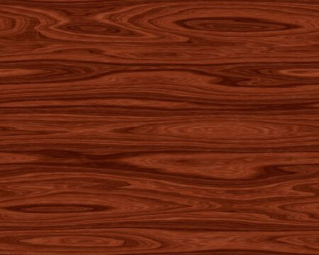 a large background texture of grainy and knotted red wood photo