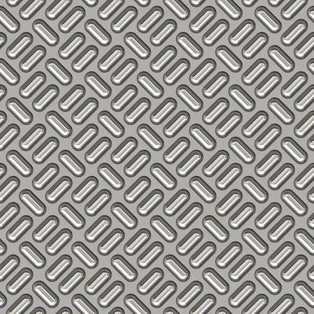 chequer: a large sheet of nice shiny chrome tread plate