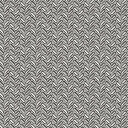 diamondplate: un gran bel foglio di cromo lucido battistrada piatto