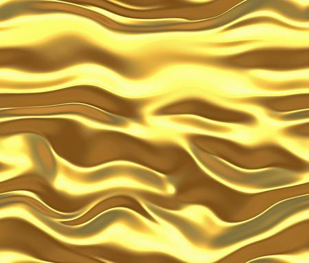image of a luxurious silk or liquid metal background Stock Photo