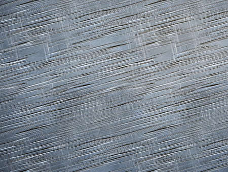 pitted: image of old worn and scratched steel or iron  metal  Stock Photo