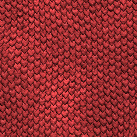 hide: a large image of dragon scales or hide Stock Photo