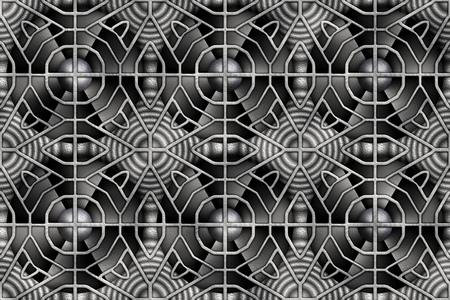 circulate: background image of metal fans or ventilators