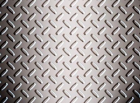 diamondplate: senza soluzione di un grande foglio di alluminio o di nichel o di diamante della targa di battistrada