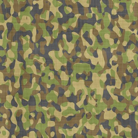 wartime: large background image of military camouflage material Stock Photo