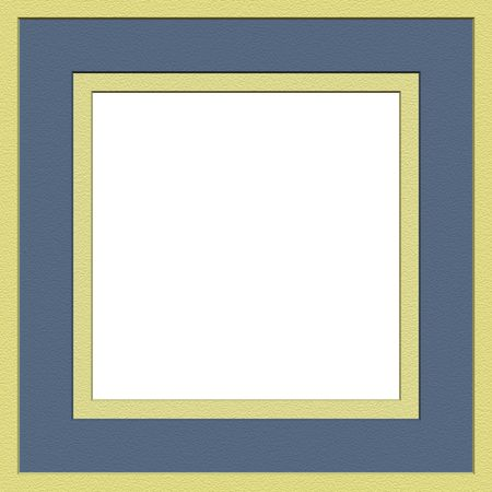 штейн: blue and gold professional photographers matte frame